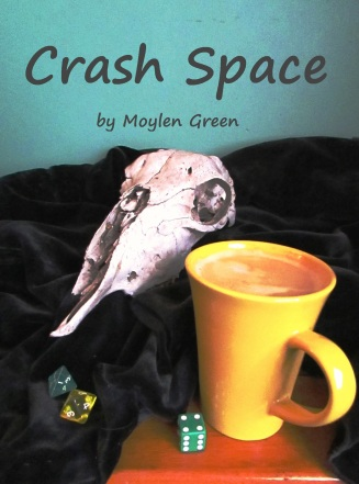 Crash space, a novel of geekery by Moylen Green